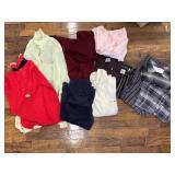 Clothing Various Sizes