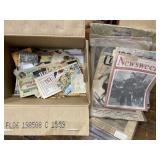 Magazines, Newspapers, Vintage Items