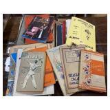 Memorabilia, Paperback Books, Calendars