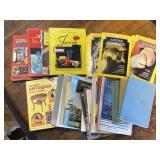 Collectors Books, National Geographic Magazines,