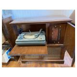 Philco Model 48-170 Console Record Player/radio