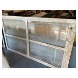 4 Glass Panel Door 69x38.25