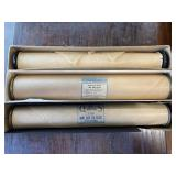 3 Player Piano Word Rolls