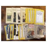 National Geographic Magazines And Books