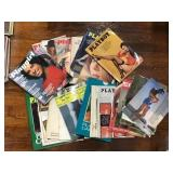 Playboy And Playgirl  Magazines