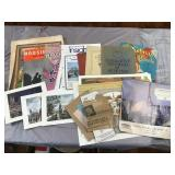 Prints, Memorabilia, Magazines