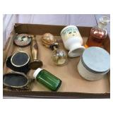 Cold Cream Jar, Perfume