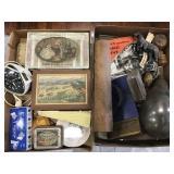 Alarm Clock, Boxes, Soap Tin, Collectibles, Light