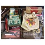 Cookie Decorating Kit, Plastic Trays, Shears,