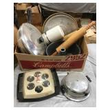 Waffle Maker, Presto Egg Cooker, Pan, Cake Pan,