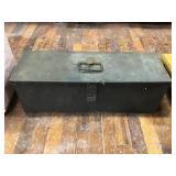 Metal Tool Box 24x8x8
