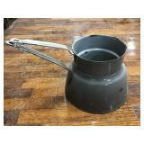 Enamel Double Boiler