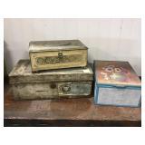 Decorative Boxes, Cigar Box