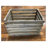 Wooden Crate 18x13x11