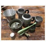 Food Mill, Ricer, Ice Bucket, Kettle, Shaker