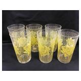 6 Painted Tumblers