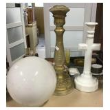 Candle Holders, Light Globe