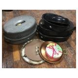 Granite Roaster, Enamel Roasters, Serving Plates