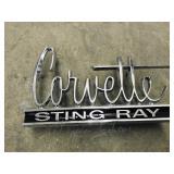 Sting Ray Emblem
