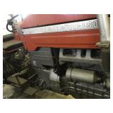 Massey Ferguson Tractor - Red