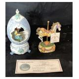 The Country Fair Collection Music Boxes
