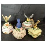 Sing A Song Music Boxes