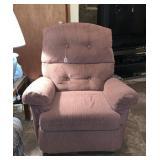 Recline Rocking Chair