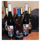 Elvis Presley Wine Bottles