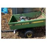 John Deer Wagon
