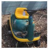 Yard Bug Tractor