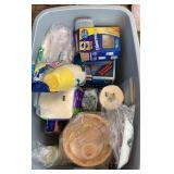 Camping kitchen supplies