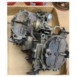 Rochester Quadrajet Carburetors