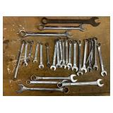 End wrenches