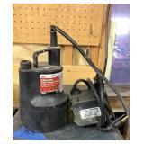 Submersible Multi purpose pump