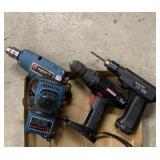 Cordless Reverse Drill