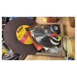 Saw blades/cutoff wheels