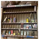 Cigarette Display Case