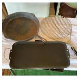 Griswald Cast Iron Frying Pan