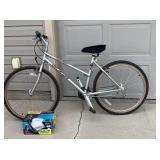 Hard rock Mountain Bike