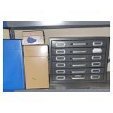 Storage Cabinet & Bins
