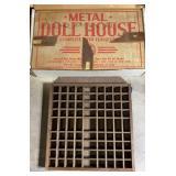 Metal Doll House