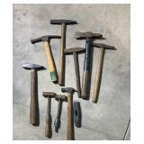 Vintage Brick Hammers