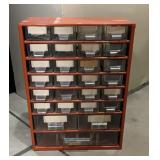 Metal Screw Cabinet