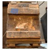 Wood Crate  Box