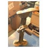 Cobbler Stand & Hammer