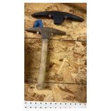 Clear Cut Skutch Hammer