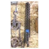 1/2 ton chain hoist