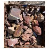 Red Jasper Rocks