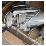 Taffy Clutch Motor