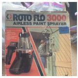Toto Flo 3000 Paint Sprayer